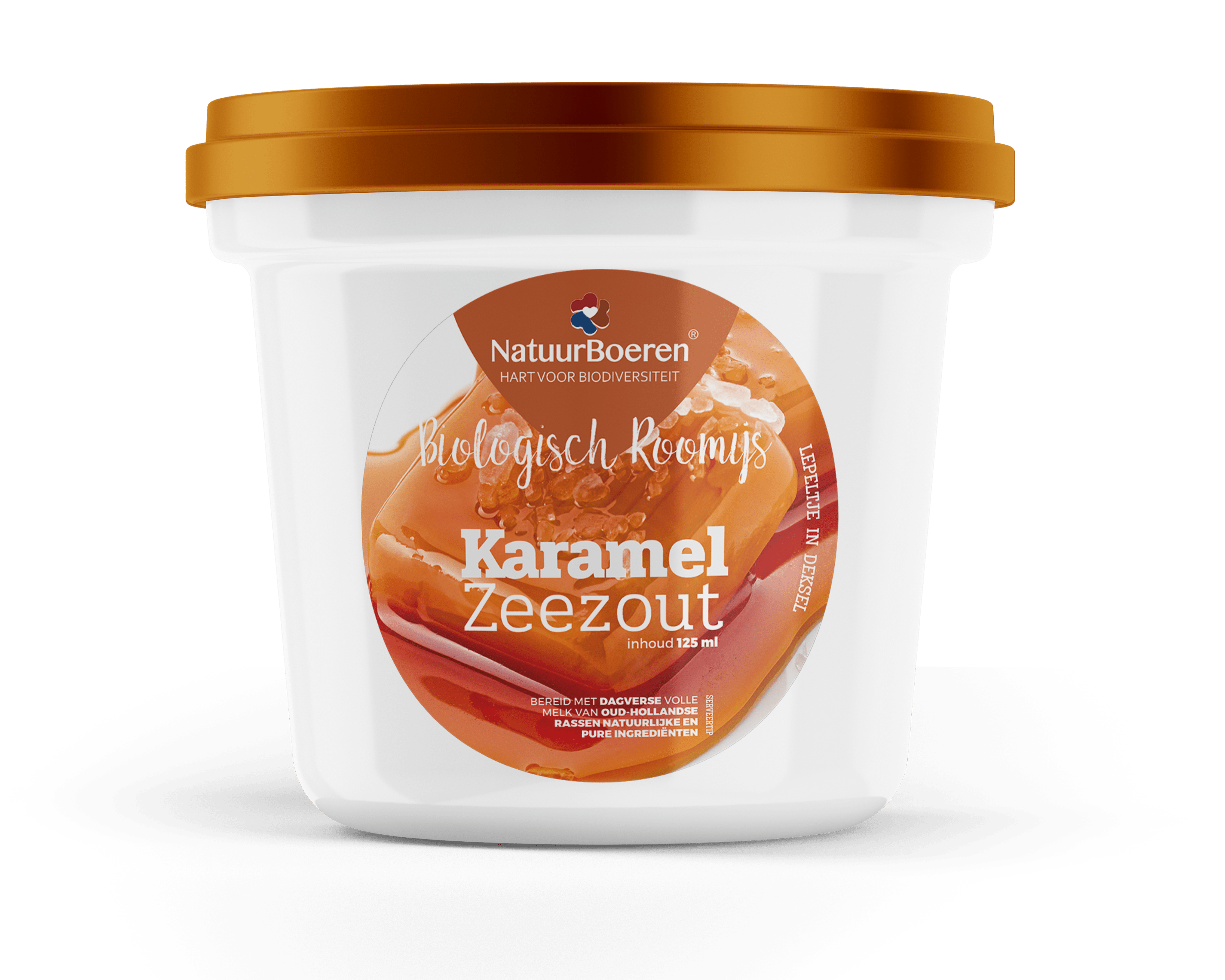 Karamel Zeezout